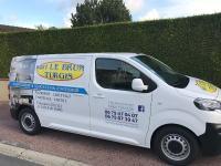 la sarl LEBRUN TURGIS vous présente sa nouvelle publicité sur ses camions.