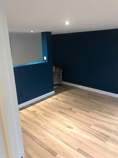 transformation et r novation d 39 un garage en habitation. Black Bedroom Furniture Sets. Home Design Ideas