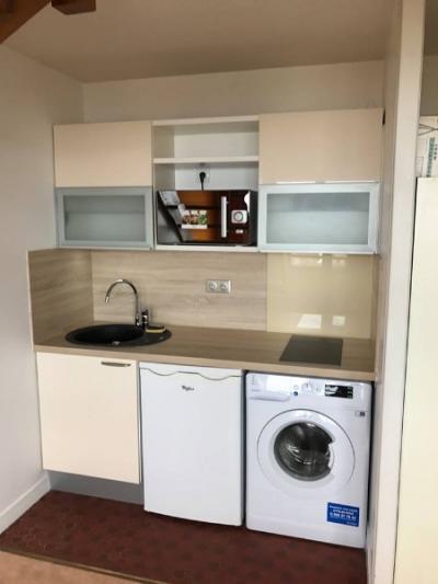 Dépose d'une kitchenette et création d'un nouveau coin cuisine dans un appartement à BENERVILE 14910.