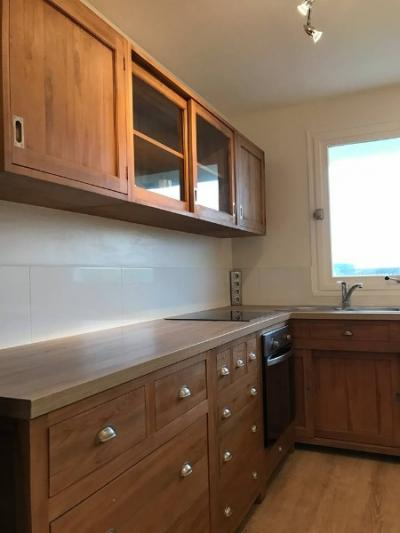 rénovation et agencement d'une cuisine dans un appartement à blonville s/mer 14910