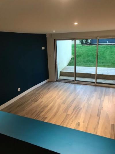 Transformation et rénovation d'un garage en habitation à TOUQUES 14800