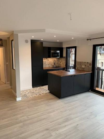 Rénovation total d'un appartement à DEAUVILLE 14800