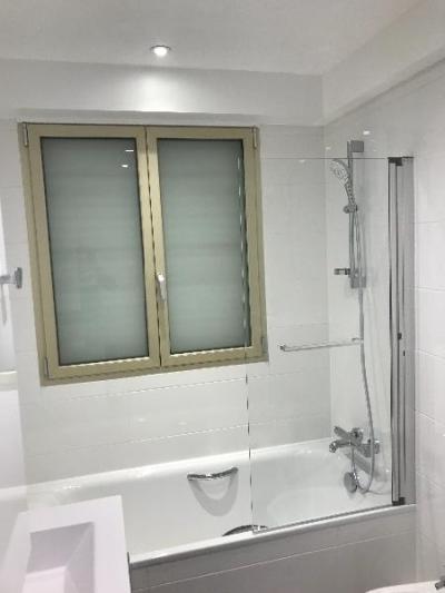 rénovation et aménagement d'une salle de bain à DEAUVILLE 14800