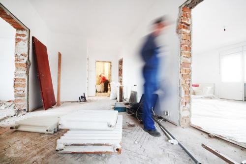 Rénovation de maison, appartement