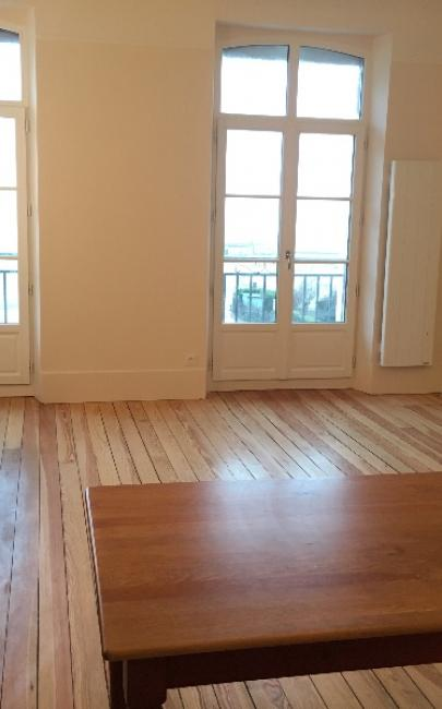 Rénovation , agencement et décoration d'un appartement à TROUVILLE S/MER 14360