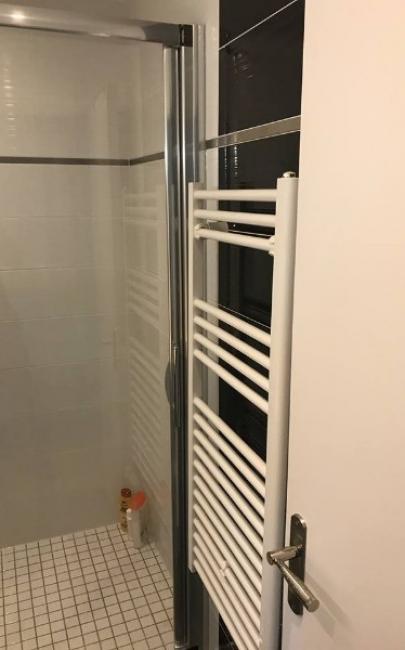 Création d'une salle de douches à l'italienne à CABOURG 14390