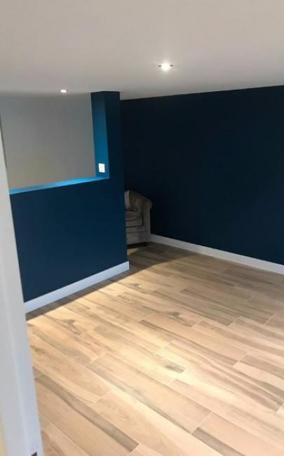 transformation et rénovation d'un garage en habitation