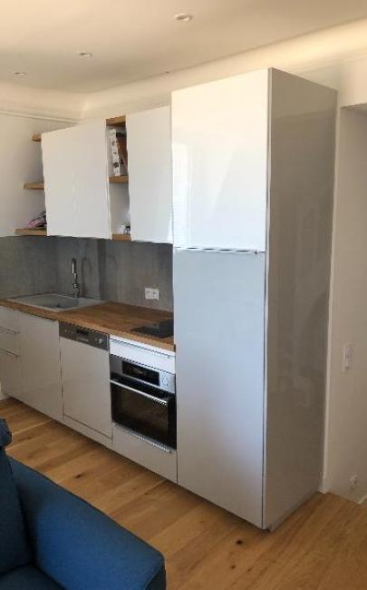 Rénovation et décoration d'un appartement à TROUVILLE sur mer 14360