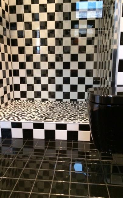 Rénovation d'une salle de bains à DEAUVILLE 14800