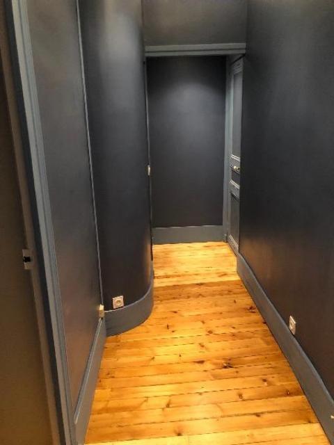 Rénovation et décoration d'un couloir dans un appartement TROUVILLE S/MER 14360