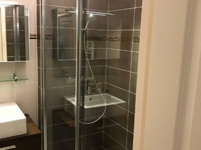 Création d'une salle de douches à l'italienne à TROUVILLE SUR MER 14360