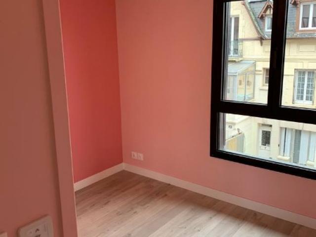 Rénovation et agencement d'un appartement à DEAUVILLE 14800