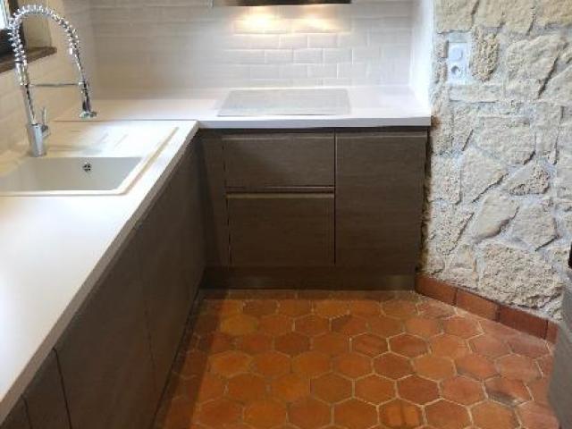 Rénovation,agencement et décoration d'une cuisine à St ARNOULT 14800